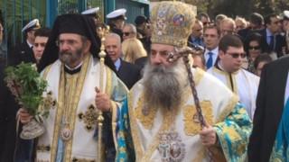 Ο εορτασμός των Θεοφανείων στον Πειραιά