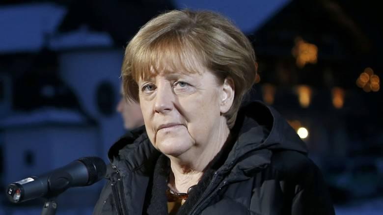 Μέρκελ: Ναι στη Σένγκεν, αλλά με μεγαλύτερο έλεγχο των προσφυγικών ροών