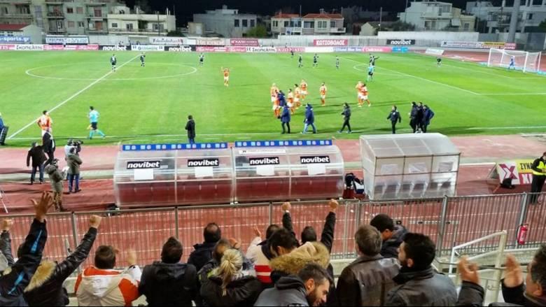 Μεγάλη νίκη 2-1 της Καλλονής επί του ΠΑΟΚ για τους 16 του Κυπέλλου