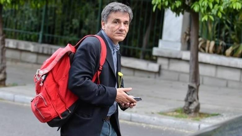 Μπαράζ συναντήσεων του Ευκλείδη Τσακαλώτου με Ευρωπαίους υπουργούς Οικονομικών