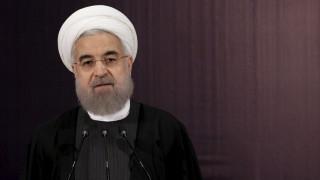 Άμεση δίκη για τους βανδαλισμούς στην Τεχεράνη επιθυμεί ο Ροχανί