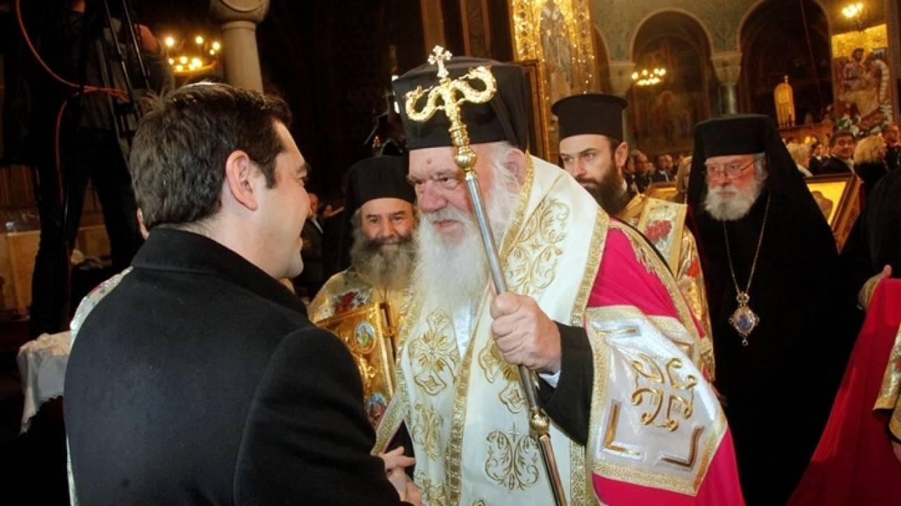 Σύμμαχο και όχι αντίπαλο θέλει την Εκκλησία η κυβέρνηση