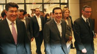Συναίνεση από τους εργοδότες για το Ασφαλιστικό ψάχνει ο Αλέξης Τσίπρας