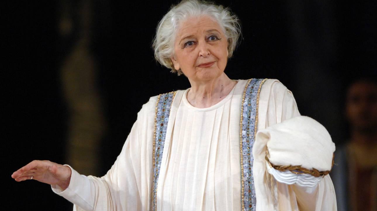 «Έφυγε» η ηθοποιός Άννα Συνοδινού