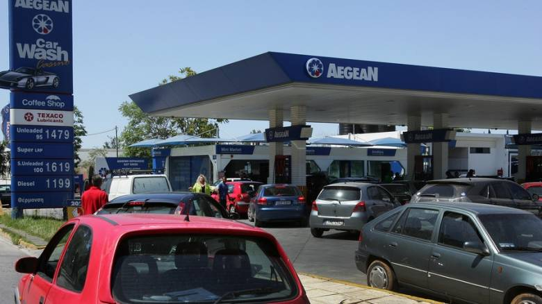 Τιμές βενζίνης και πετρελαίου στην Ελλάδα σε σύγκριση με την Ευρώπη
