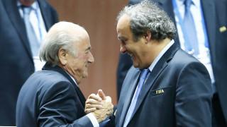 Ο Μισέλ Πλατινί αποσύρθηκε από την διαδικασία εκλογής νέου προέδρου στην FIFA