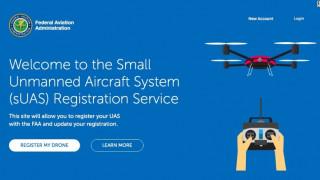 ΗΠΑ: Καταγραφή 181.000 drones από τις 21 Δεκεμβρίου