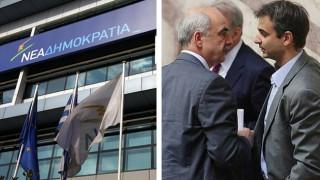 Εκλογές ΝΔ: Στην τελική ευθεία Μεϊμαράκης-Μητσοτάκης