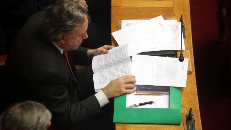 Κατρούγκαλος: Λαμβάνεται μέριμνα για τα μπλοκάκια και άλλες ειδικές κατηγορίες