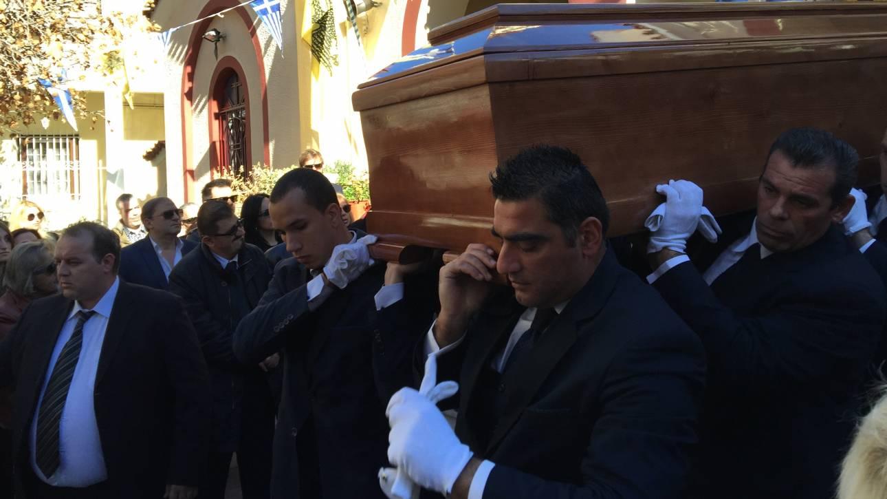 Έγινε η κηδεία του Μάκη Ψωμιάδη