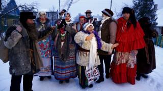 Λευκορωσία: Η γιορτή Kolyadki