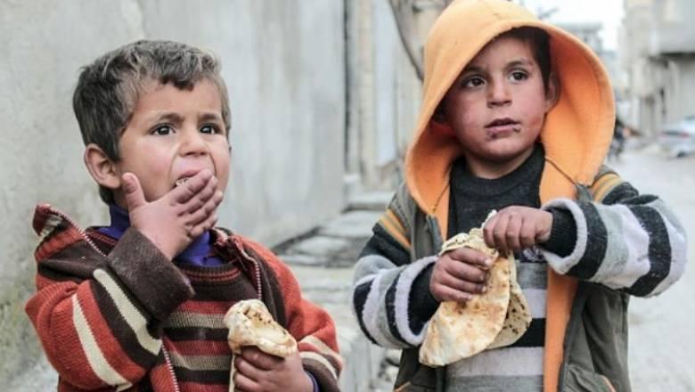 Από την Κυριακή η ανθρωπιστική βοήθεια στους Σύρους που λιμοκτονούν