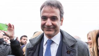 Εκλογές ΝΔ: Κανένα θέμα διάσπασης λέει ο Μητσοτάκης
