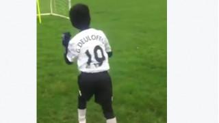9χρονος με εγκεφαλική παράλυση σκοράρει το γκολ της χρονιάς