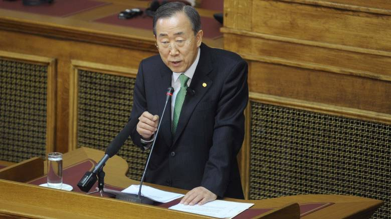 Κυπριακό: Πιο κοντά από ποτέ η λύση, λέει ο Γ.Γ του ΟΗΕ