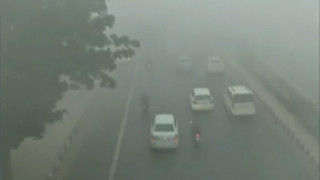 «Ορατότης μηδέν» στο Νέο Δελχί λόγω ατμοσφαιρικής ρύπανσης