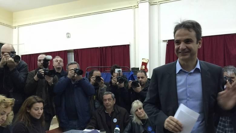 Κ. Μητσοτάκης: Ανανέωση, ενότητα και εναλλακτικό σχέδιο