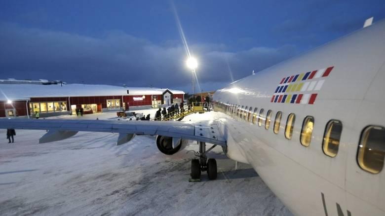 Εκκενώθηκε αεροδρόμιο στη Σουηδία λόγω ύποπτης αποσκευής