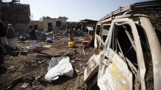 Υεμένη: Νεκροί και τραυματίες από πύραυλο στο νοσοκομείο των Γιατρών χωρίς Σύνορα