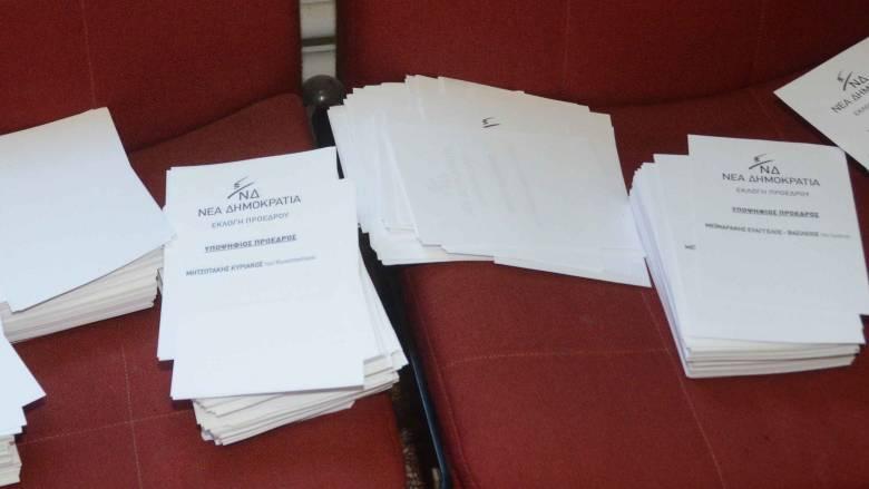 Αποτελέσματα εκλογών ΝΔ: Χωρίς παράταση η εκλογική διαδικασία