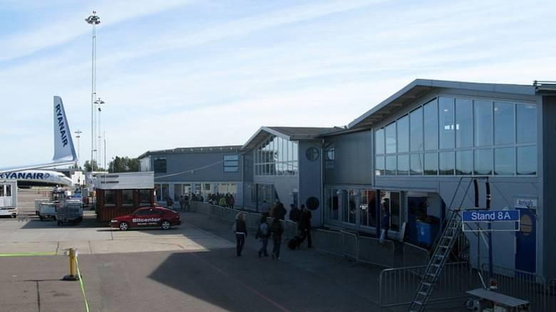 Τέλος συναγερμού από ύποπτη αποσκευή σε σουηδικό αεροδρόμιο