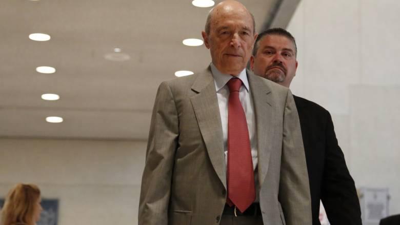 Κ. Σημίτης: Το μέλλον της Ελλάδας είναι αβέβαιο