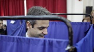 Αποτελέσματα Εκλογών ΝΔ: Πέρασε μπροστά ο Κυριάκος Μητσοτάκης