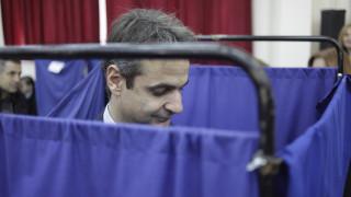 Αποτελέσματα Εκλογών ΝΔ: Με 2,4% προηγείται ο Κ. Μητσοτάκης  (2)