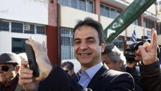 Αποτελέσματα Εκλογών ΝΔ: ο Κυριάκος Μητσοτάκης νέος πρόεδρος