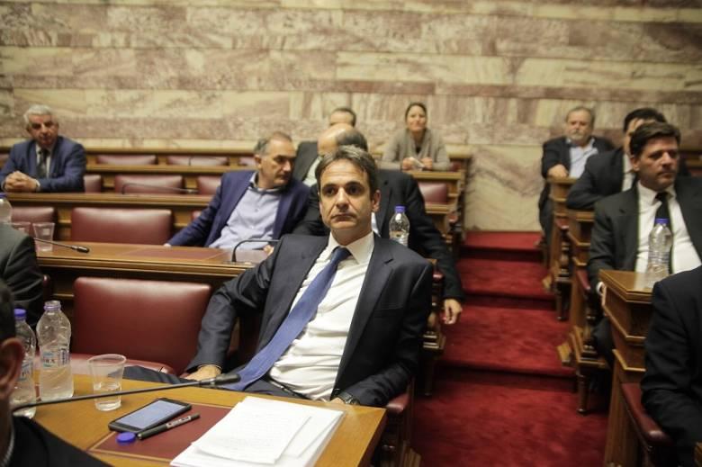 Αποτελέσματα εκλογών ΝΔ: Τσίπρας και Καραμανλής συγχαίρουν Μητσοτάκη