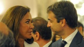 Ν. Μπακογιάννη: Νίκη αρχών, νίκη ανανέωσης - Κυριάκο συγχαρητήρια