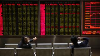 Η υποτονικότητα της κινεζικής οικονομίας ανησυχεί τους επενδυτές