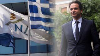 Κυρ. Μητσοτάκης: ανανέωση & διεύρυνση της ΝΔ με σεβασμό στην ιστορία της