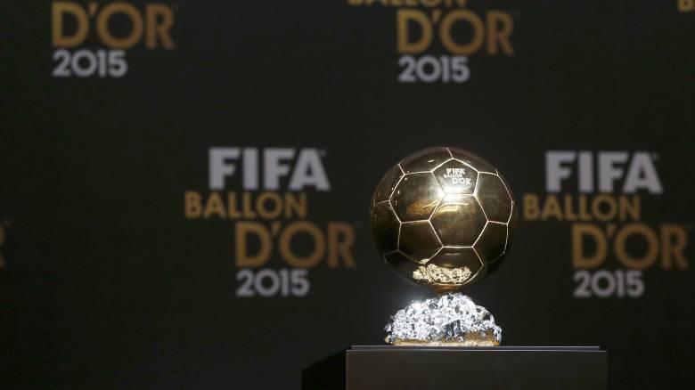 Λεπτό προς λεπτό η εκδήλωση για την Χρυσή Μπάλα
