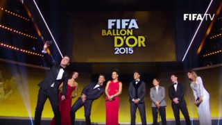 Ο κόσμος ψήφισε Μέσι για νικητή στην Χρυσή Μπάλα