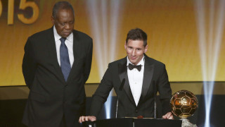 Στον Μέσι η Χρυσή Μπάλα του 2015-η Κάρλι Λόιντ κέρδισε στις γυναίκες