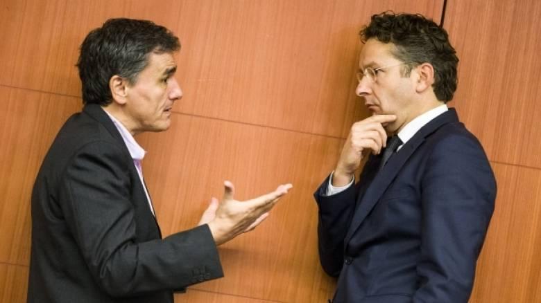 Συνάντηση Τσακαλώτου - Ντάισελμπλουμ στο Άμστερνταμ για αξιολόγηση και χρέος
