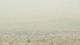 Συστάσεις του υπουργείου Υγείας λόγω σκόνης από τη Σαχάρα