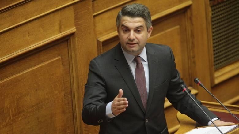 Επίκαιρη ερώτηση Κωνσταντινόπουλου για Ελληνικό