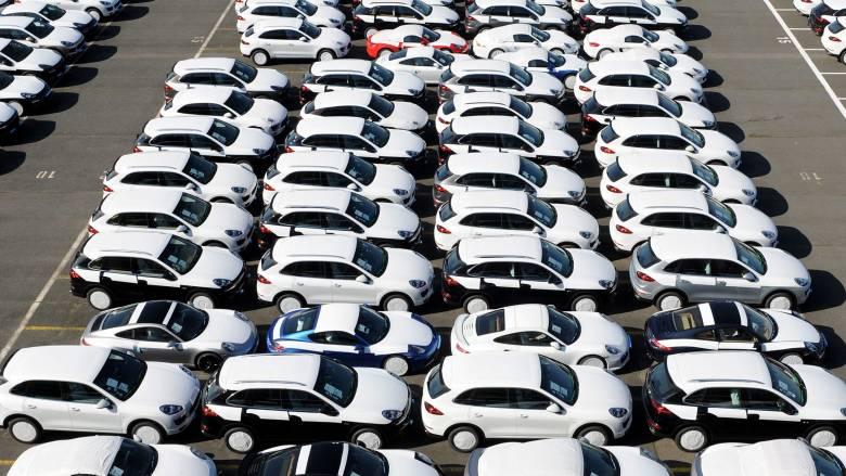 Στα 116.168 τα αυτοκίνητα που κυκλοφόρησαν για πρώτη φορά στην Ελλάδα το 2015