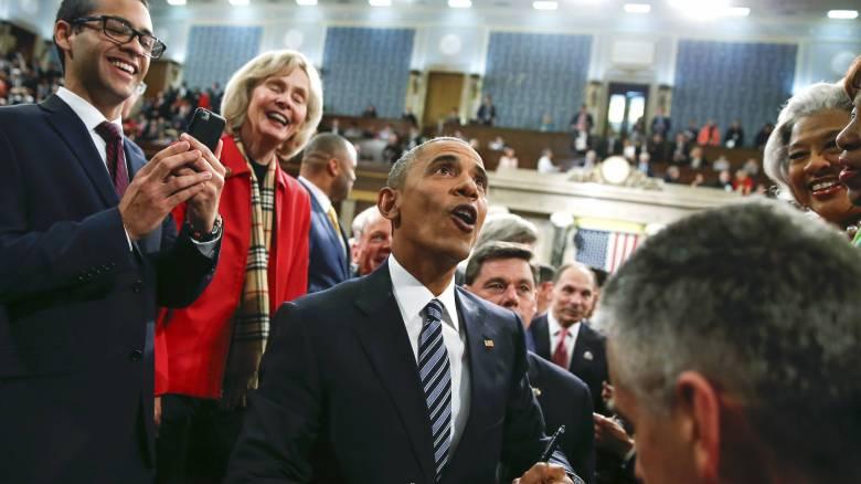 Ομπάμα:Το Ισλαμικό Κράτος δεν αποτελεί απειλή για το έθνος μας