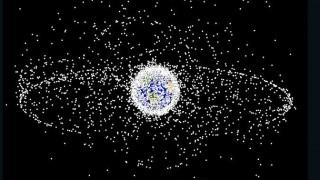 Διαστημικά απόβλητα: Η μεγάλη πρόκληση των επιστημόνων