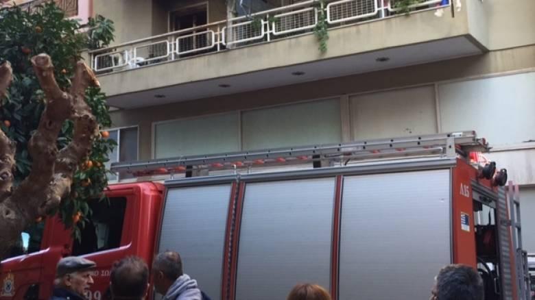 Βίντεο από το σπίτι όπου κάηκε ζωντανός 67χρονος