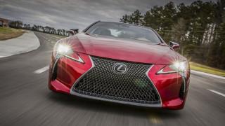 Είναι γρήγορο και σπορ: Mε το LC 500 η Lexus δηλώνει παρόν σε μια απαιτητική κατηγορία