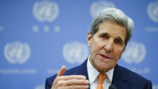 Τζ.Κέρι : «Ευχαριστώ» στο Ιράν για την απελευθέρωση των κρατούμενων πεζοναυτών