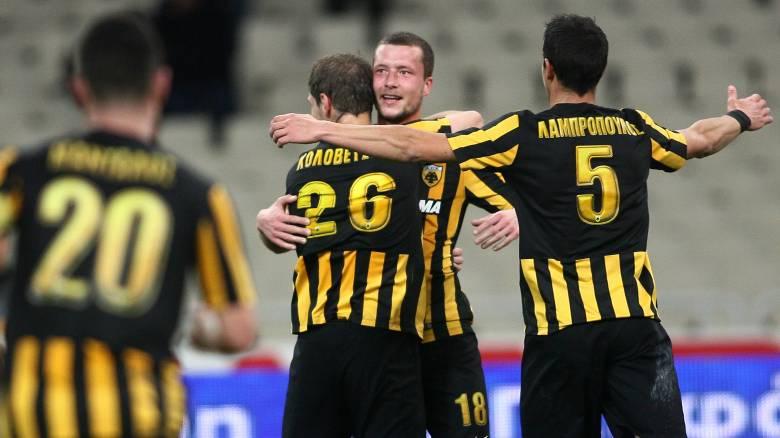 """ΑΕΚ, Αστέρας και Ηρακλής προκρίθηκαν από τους """"16"""" του Κυπέλλου"""