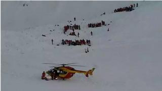 Χιονοστιβάδα στις Άλπεις παρέσυρε μαθητές