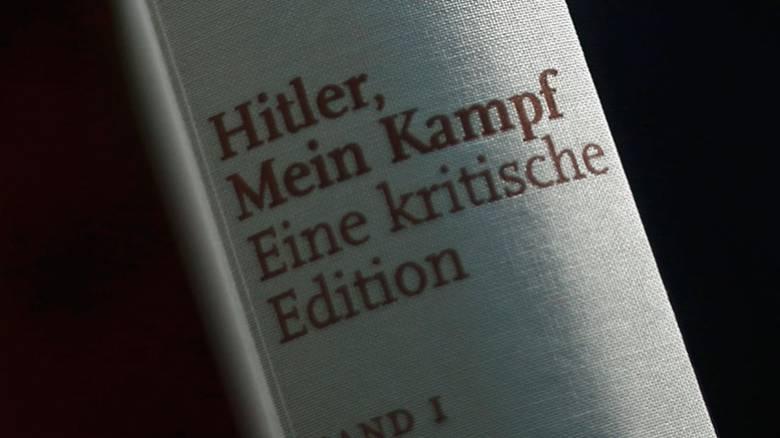 Ανάρπαστος έγινε ο νέος «Αγών μου» του Χίτλερ