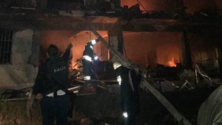 Πολλαπλή επίθεση σε αστυνομικό τμήμα στη νοτιονατολική Τουρκία