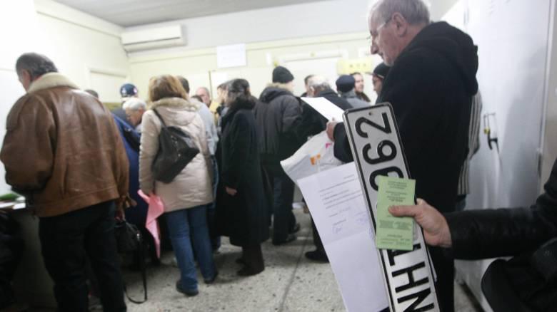 Κατάθεση πινακίδων: Δεύτερη ευκαιρία σε όσους τις κατέθεσαν